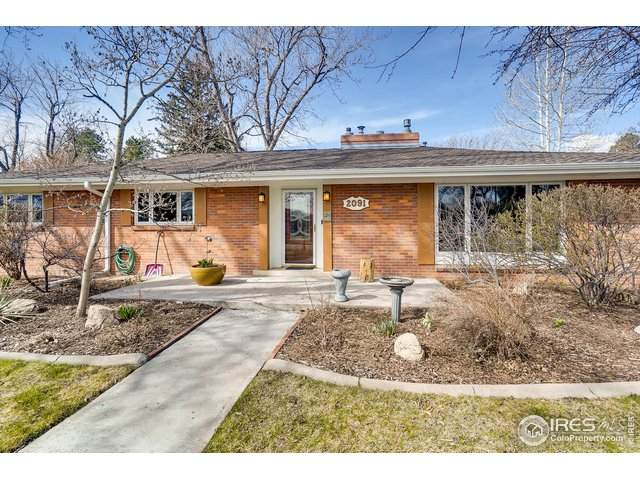 2091 Willow Ln, Lakewood, CO 80215 (#908042) :: The Dixon Group
