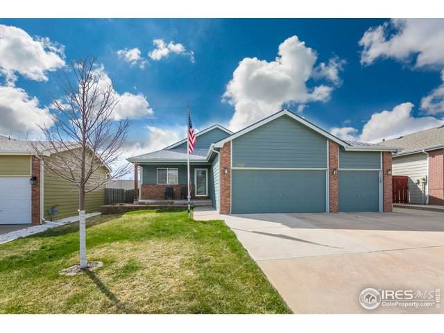 3207 39th Ave, Evans, CO 80620 (MLS #908045) :: RE/MAX Alliance