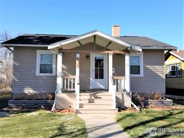 510 Columbine St, Sterling, CO 80751 (MLS #908050) :: Colorado Home Finder Realty