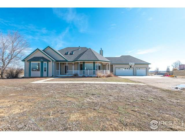 17548 County Road 13, Platteville, CO 80651 (MLS #908056) :: 8z Real Estate