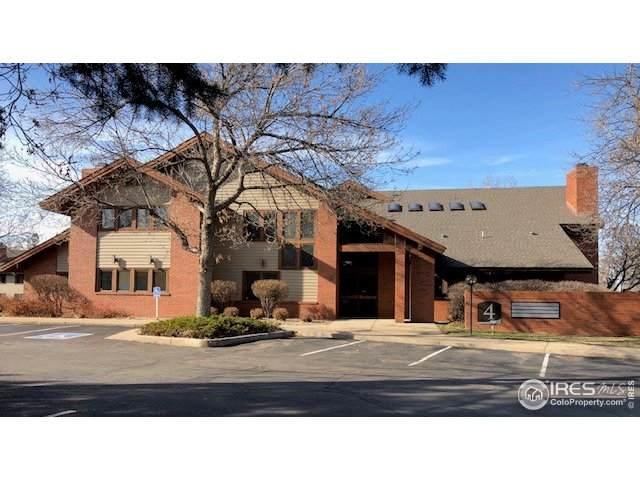 1136 E Stuart St #206, Fort Collins, CO 80525 (MLS #908061) :: RE/MAX Alliance