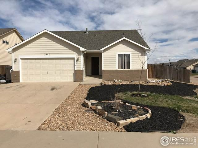 2942 Alpine Ave, Greeley, CO 80631 (MLS #908067) :: RE/MAX Alliance