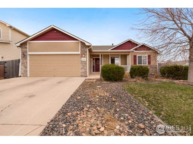 1821 86th Ave Ct, Greeley, CO 80634 (MLS #908070) :: RE/MAX Alliance