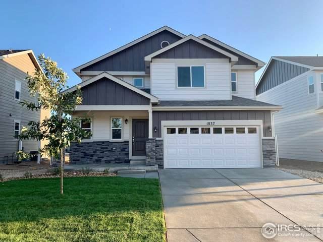 1395 Copeland Falls Rd, Severance, CO 80550 (MLS #908080) :: Bliss Realty Group