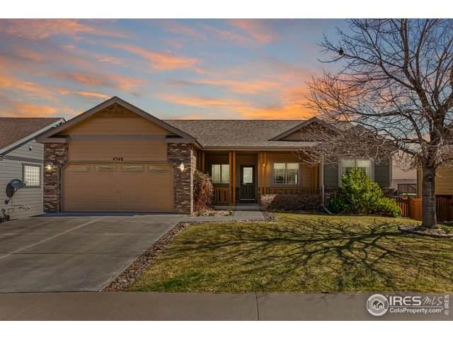 4546 Stump Ave, Loveland, CO 80538 (MLS #908086) :: 8z Real Estate