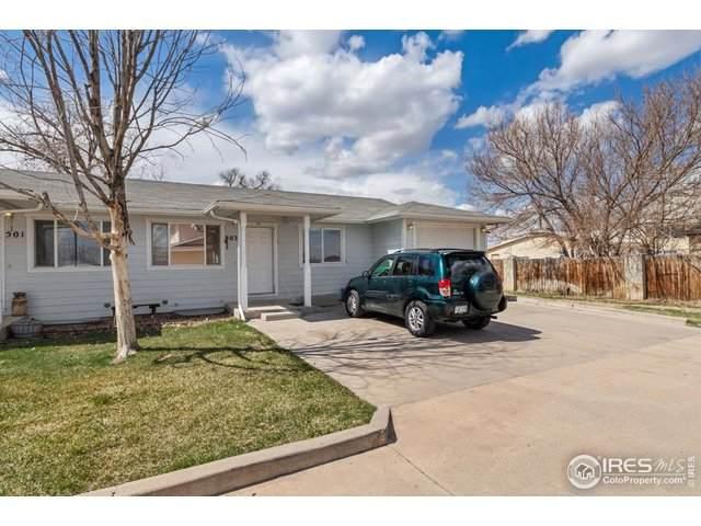 503 Monico Gardens Dr, Evans, CO 80620 (MLS #908088) :: Kittle Real Estate
