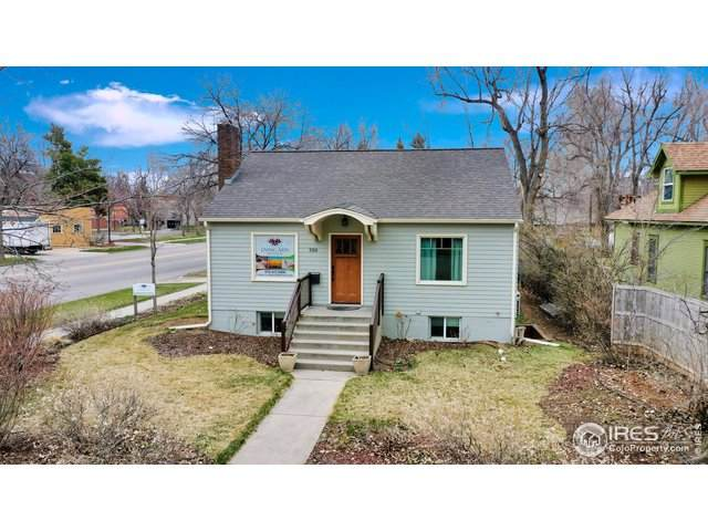 500 S Whitcomb St, Fort Collins, CO 80521 (MLS #908092) :: Kittle Real Estate