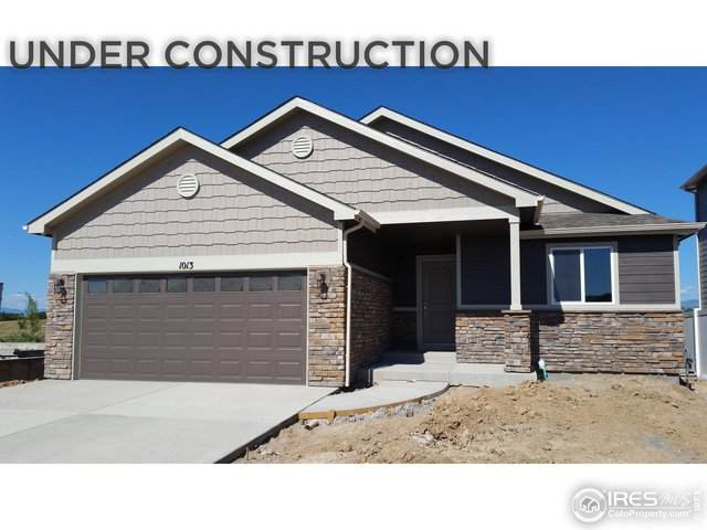 1377 Copeland Falls Rd, Severance, CO 80550 (MLS #908093) :: Bliss Realty Group
