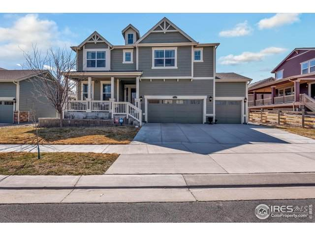 17244 E 105th Way, Commerce City, CO 80022 (#908094) :: My Home Team