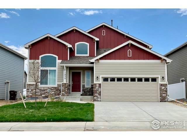 1363 Copeland Falls Rd, Severance, CO 80550 (MLS #908105) :: June's Team