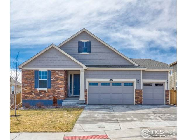 2706 E 163rd Ave, Thornton, CO 80602 (#908111) :: The Griffith Home Team