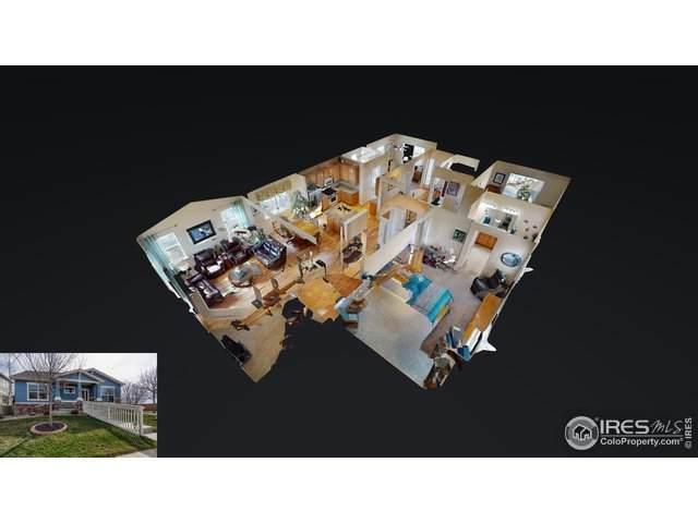 529 Peregrine Cir, Longmont, CO 80504 (MLS #908122) :: Kittle Real Estate