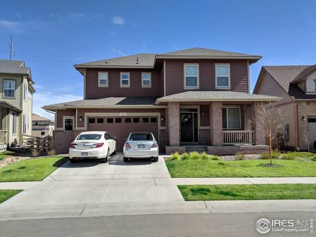 2062 Cutting Horse Dr, Fort Collins, CO 80525 (MLS #908126) :: Kittle Real Estate