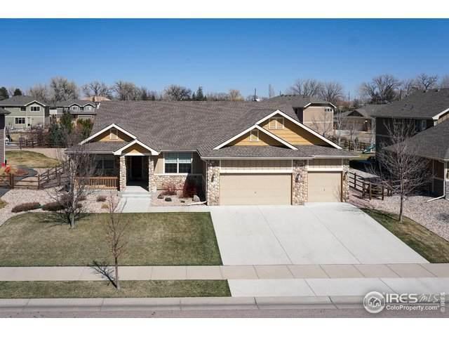 730 San Felipe Dr, Fort Collins, CO 80524 (MLS #908135) :: Kittle Real Estate