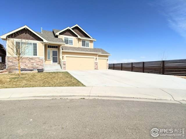 714 Corn Stalk Ct, Windsor, CO 80550 (MLS #908142) :: Kittle Real Estate
