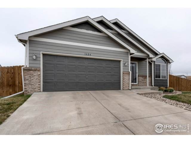 1434 S Growers Dr, Milliken, CO 80543 (MLS #908155) :: June's Team