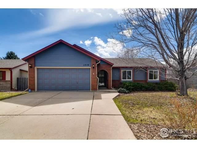1719 Dora St, Fort Collins, CO 80526 (MLS #908163) :: 8z Real Estate