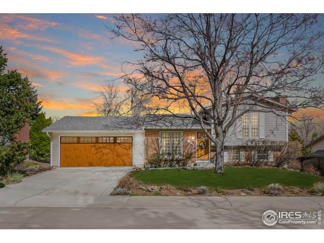 477 Fireside St, Louisville, CO 80027 (#908191) :: James Crocker Team