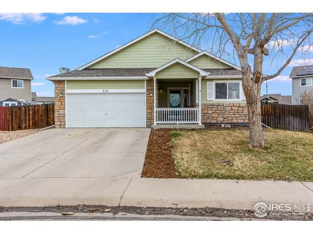 529 E 28th St Ln, Greeley, CO 80631 (MLS #908209) :: J2 Real Estate Group at Remax Alliance