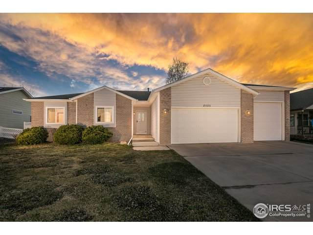 2135 68th Ave, Greeley, CO 80634 (MLS #908214) :: J2 Real Estate Group at Remax Alliance