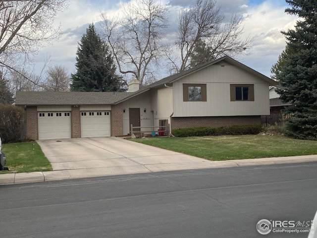 1118 Kirkwood Dr, Fort Collins, CO 80525 (#908233) :: The Brokerage Group