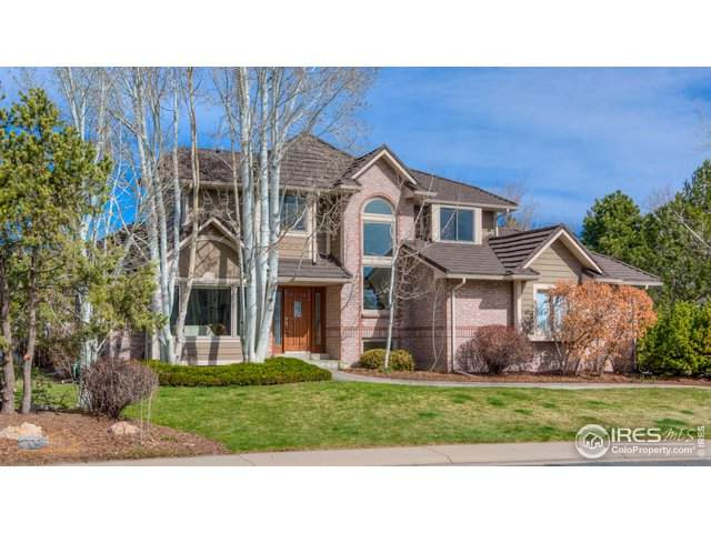 1180 Harper Lake Dr, Louisville, CO 80027 (#908253) :: James Crocker Team