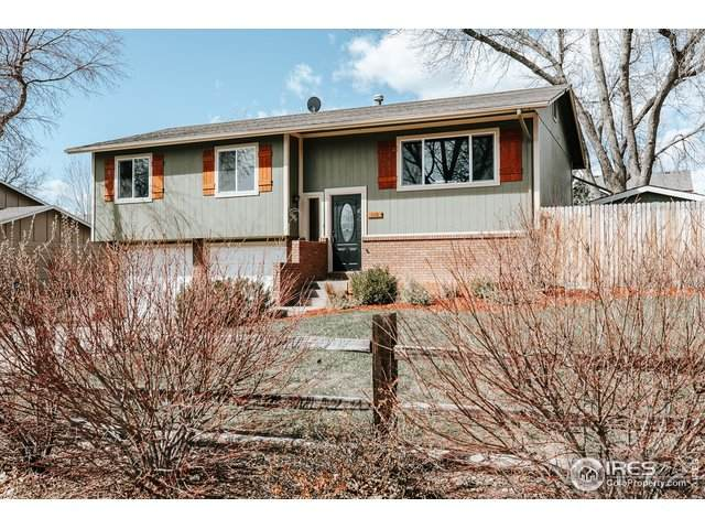1119 Timber Ln, Fort Collins, CO 80521 (MLS #908257) :: J2 Real Estate Group at Remax Alliance
