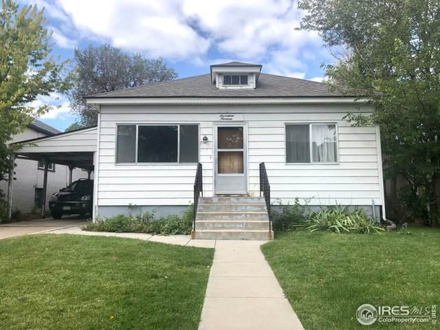 1719 6th Ave, Greeley, CO 80631 (MLS #908275) :: J2 Real Estate Group at Remax Alliance