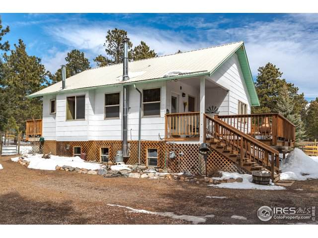133 Hummingbird Ln, Golden, CO 80403 (#908281) :: James Crocker Team