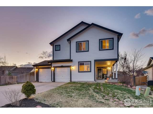2313 Carriage Dr, Milliken, CO 80543 (#908283) :: The Brokerage Group