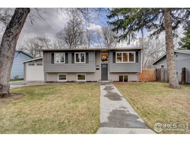 524 S Bryan Ave, Fort Collins, CO 80521 (MLS #908307) :: 8z Real Estate