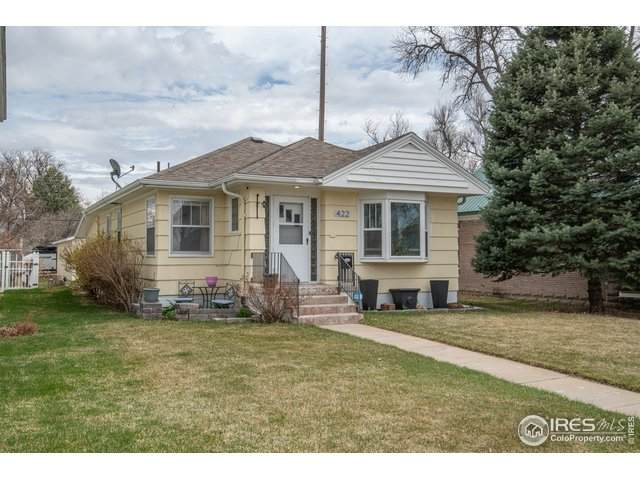 422 Prospect St, Fort Morgan, CO 80701 (MLS #908316) :: Bliss Realty Group