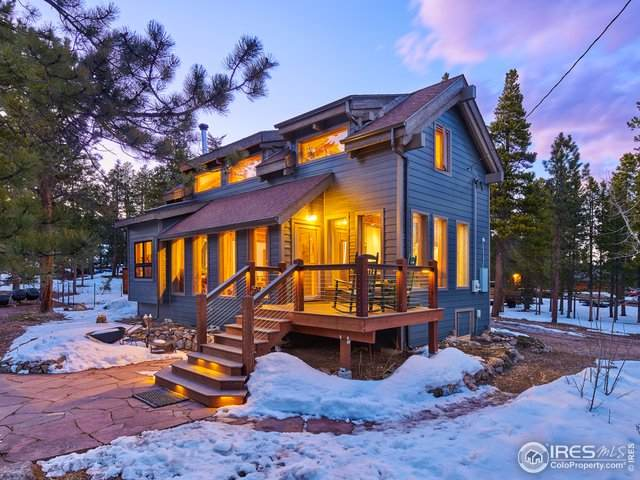 276 N Sky View Dr, Nederland, CO 80466 (MLS #908324) :: Colorado Home Finder Realty