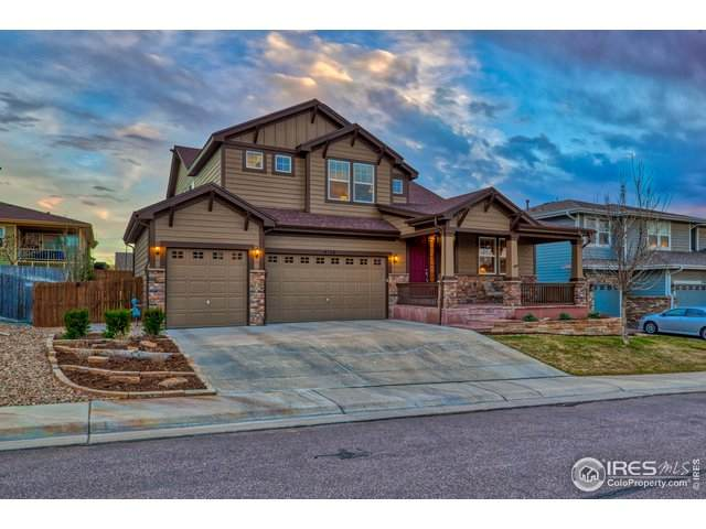 4136 E 139th Dr, Thornton, CO 80602 (MLS #908328) :: Jenn Porter Group