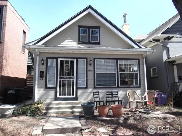 2804 Umatilla St, Denver, CO 80211 (MLS #908331) :: J2 Real Estate Group at Remax Alliance