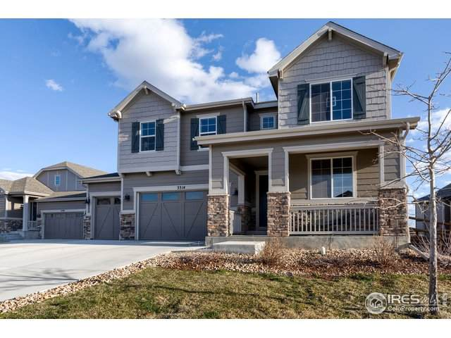 3314 Fiore Ct, Fort Collins, CO 80521 (MLS #908351) :: 8z Real Estate