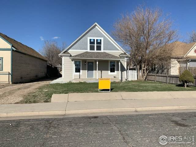 1425 6th Ave, Greeley, CO 80631 (MLS #908352) :: 8z Real Estate
