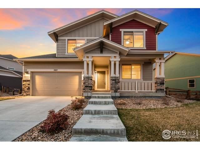 4317 Lyric Falls Dr, Loveland, CO 80538 (MLS #908353) :: 8z Real Estate