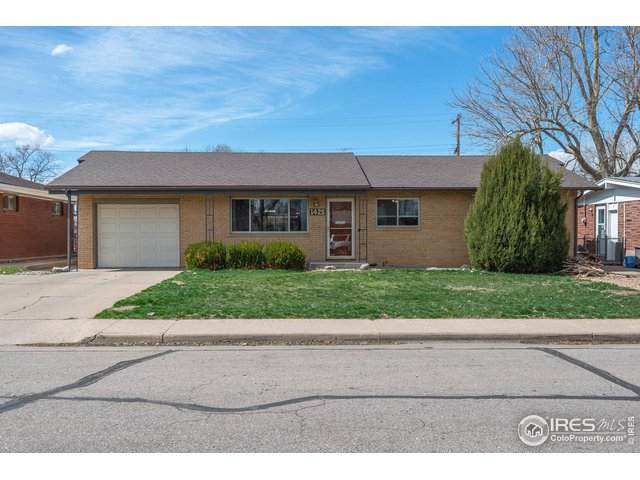 1425 23rd Ave Ct, Greeley, CO 80634 (MLS #908358) :: 8z Real Estate