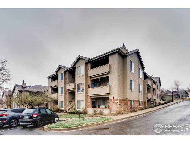 1860 W Centennial Dr #307, Louisville, CO 80027 (#908367) :: James Crocker Team