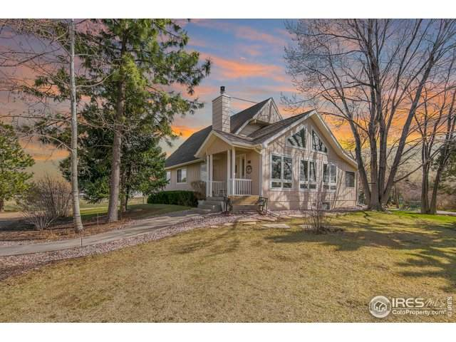 3520 Wild Bird Dr, Loveland, CO 80537 (MLS #908383) :: June's Team