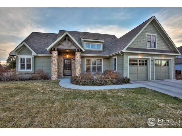3861 Poudre Dr, Loveland, CO 80538 (MLS #908388) :: June's Team