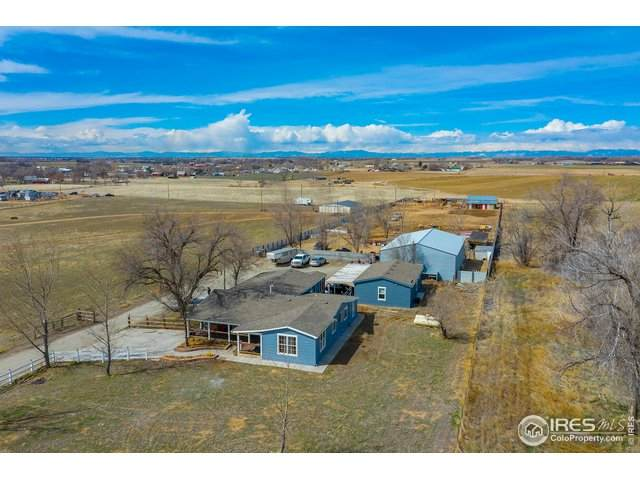 3591 County Road 41, Hudson, CO 80642 (MLS #908391) :: J2 Real Estate Group at Remax Alliance
