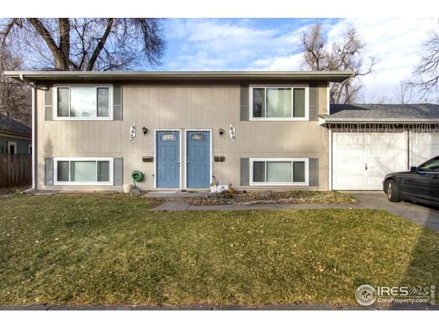 600 Cherry St, Fort Collins, CO 80521 (MLS #908407) :: 8z Real Estate