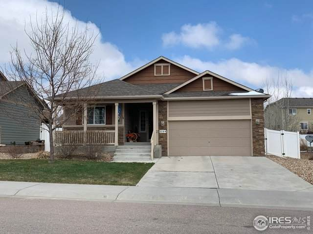 3389 Shadbush St, Johnstown, CO 80534 (MLS #908414) :: 8z Real Estate