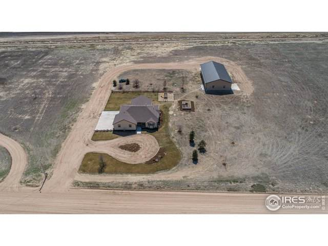 15898 County Road R, Fort Morgan, CO 80701 (MLS #908418) :: Kittle Real Estate