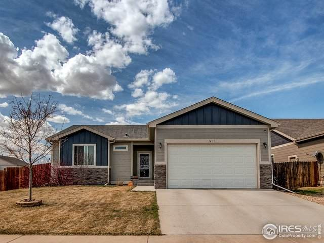 1433 S Cora Ave, Milliken, CO 80543 (#908427) :: The Brokerage Group