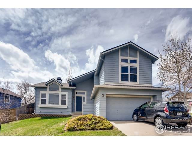 1025 Sagebrush Way, Louisville, CO 80027 (#908428) :: James Crocker Team