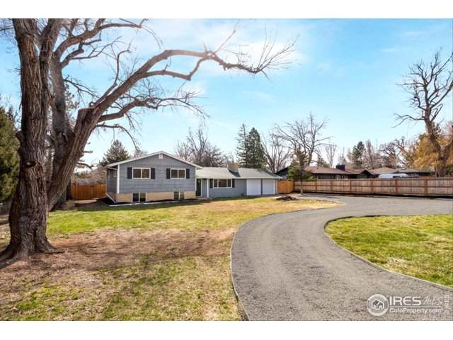 106 N Overland Trl, Fort Collins, CO 80521 (#908432) :: The Brokerage Group