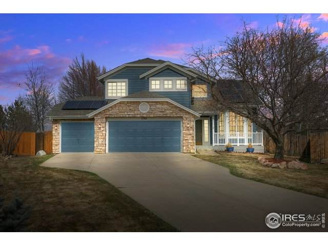 5765 N Orchard Creek Cir, Boulder, CO 80301 (MLS #908449) :: 8z Real Estate